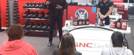 The Benefits of Supplementation seminar
